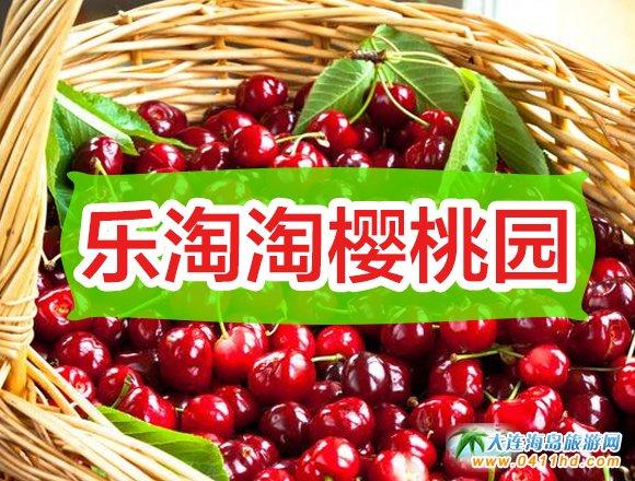 龙王塘乐淘淘樱桃园――距离横山寺很近的樱桃采摘园