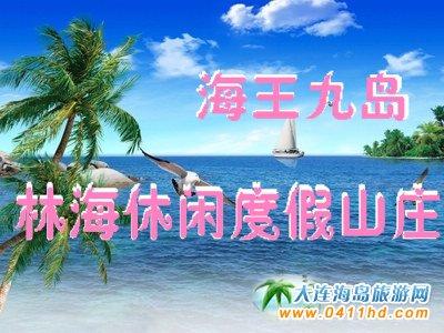 海王九岛林海休闲度假山庄――文艺范满满的海岛度假村