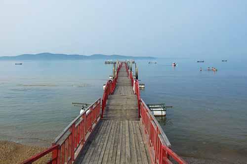 大长山岛海岛渔家院