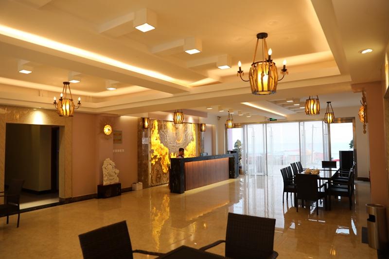 凤鸣岛海天酒店,凤鸣岛上当前唯一的三星级高档酒店宾馆