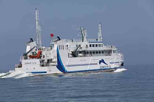 广鹿岛仁海渔家