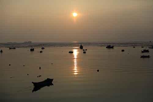 瓜皮岛海丰渔家院