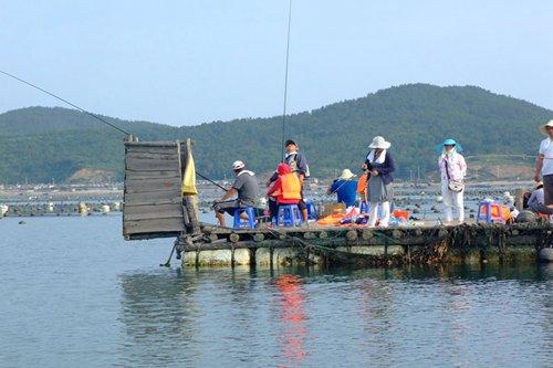 哈仙岛军华渔家