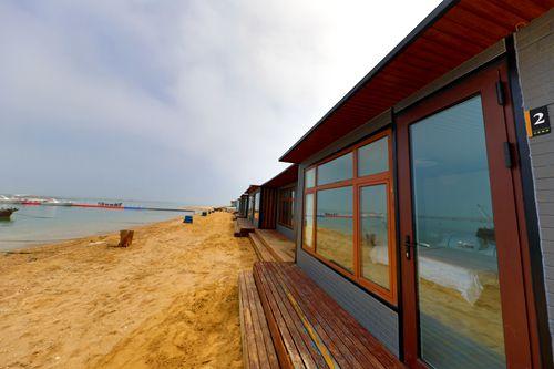 哈仙岛北海银滩海景民宿