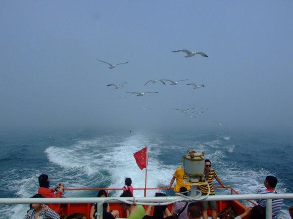 哈仙岛渔家