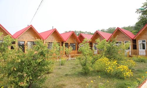 小长山岛丽景木屋度假村