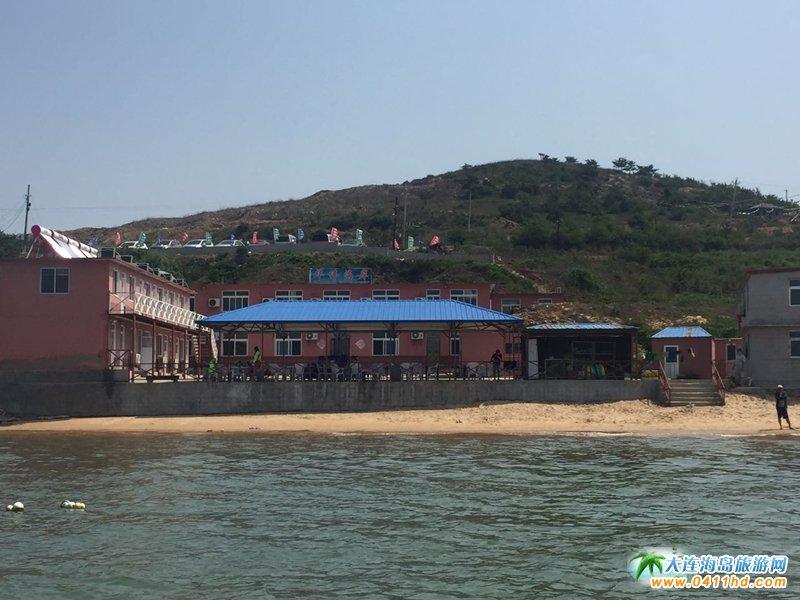 西中岛华伟海岸渔家