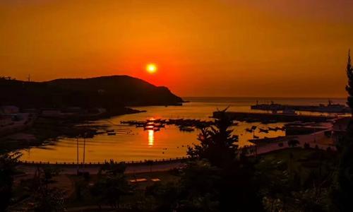 獐子岛小耗村鑫波渔家