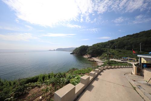 大连獐子岛尹海渔家院