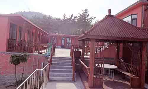 獐子岛渔樵居