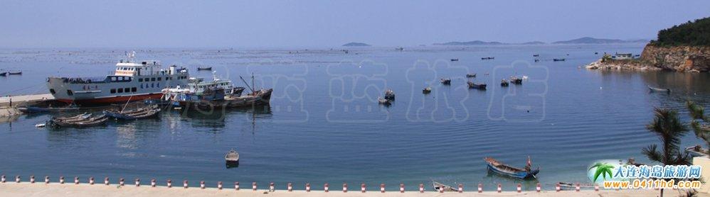广鹿岛海蓝蓝渔家旅店