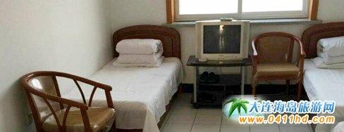 瓜皮岛大�`鹿鸣度假宾馆