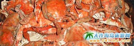 广鹿岛塘北度假村美食