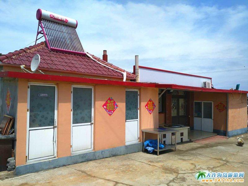 海王九岛艳丽渔家院
