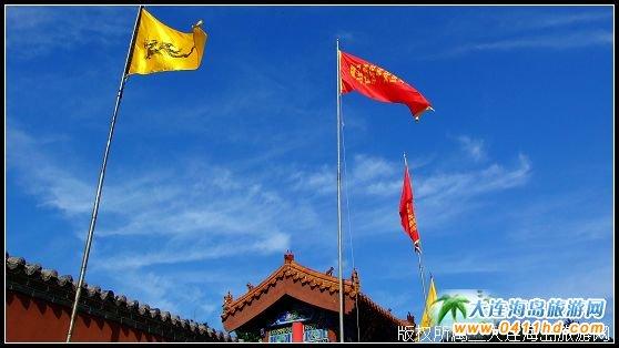 乌蟒岛上的马祖庙——显灵宫