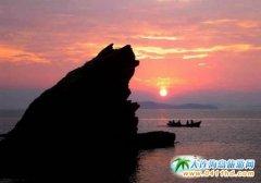 哈仙岛旅游--海上垂钓记