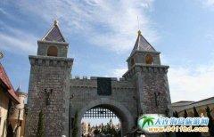 传奇城堡,中世纪欧洲风情