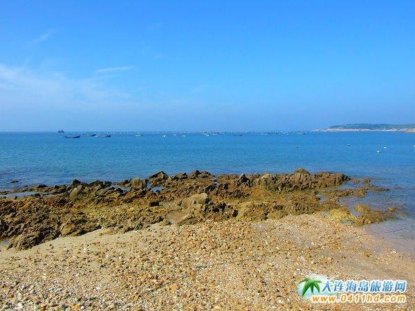 瓜皮岛海边景色图片2