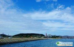 大长山岛金蟾港图片