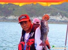 小长山岛钓鱼大赛现场图片