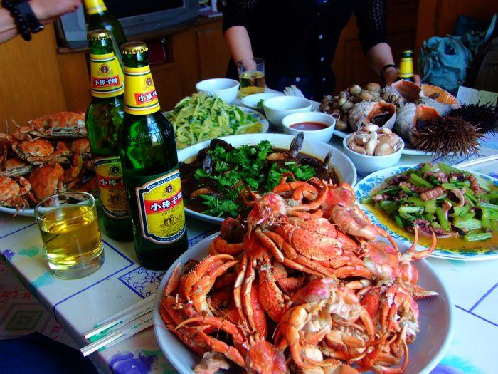 海王九岛渔家乐园9号的海鲜美食图片11