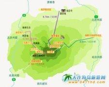 韩国汉拿山国立公园旅游