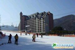韩国阳智滑雪场旅游介绍