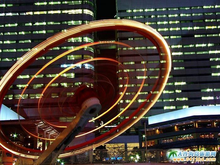 大连到日本旅游图片横滨夜景 大连海岛旅游网