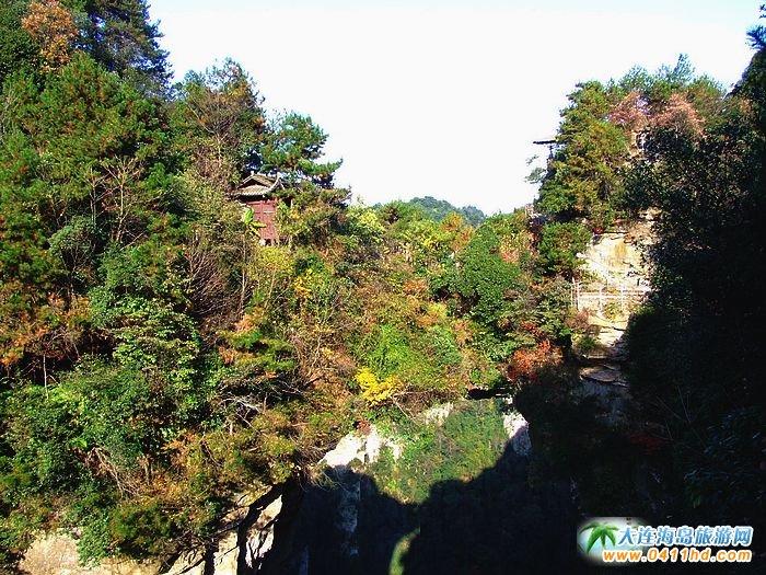 张家界旅游景点-天下第一桥图片3