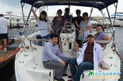 大连游艇租赁-美国豪华帆船游艇半日游380元/人