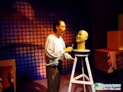 大连金石滩旅游图片之蜡像馆蜡像揭秘