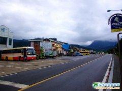 韩国江原道旅游景点图片-街景小