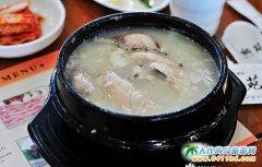 韩国地道美食介绍--参鸡汤
