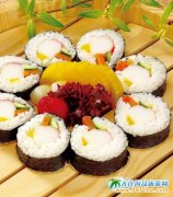 韩过美食小吃――紫菜包饭
