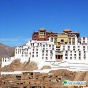 赞丹寺旅游景点介绍,那曲,西藏旅游