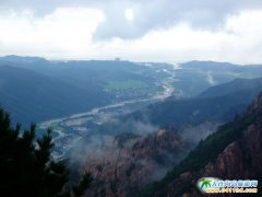 韩国雪岳山图片,韩国旅游景点雪