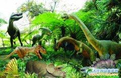 圣亚海洋世界之恐龙世界介绍