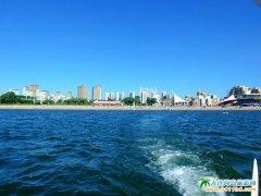 旅顺和平公园帆船基地图片