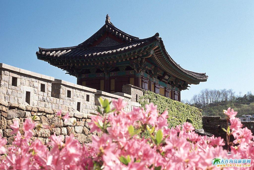 大连到韩国旅游首尔 济州豪华4 1日5580元