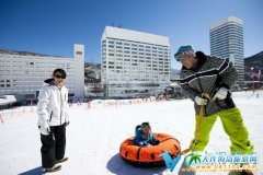 汤泽中里滑雪场――日本冬季旅游景区