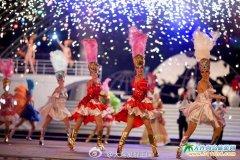2014发现王国夜场图片―夜色魅影华彩滨城