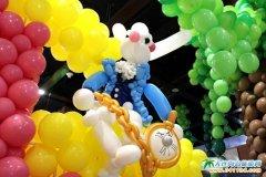 金石滩爱丽丝的气球仙境图集