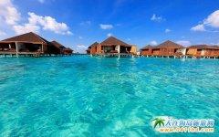浪漫的天堂岛,最合适情侣度假的好地方