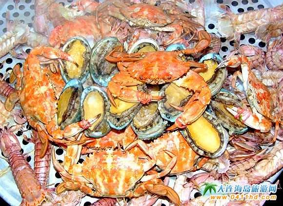 哈仙岛大锅煮海鲜