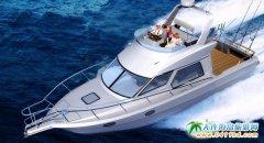 大连豪华游艇销售,大连游艇32FT