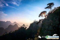 天门山森林公园图片―畅游青山绿水间最美的风景