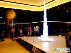 迪拜旅游景点图片――世界最高楼哈利法塔