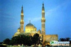 摄影师的圣地―迪拜朱美拉清真寺