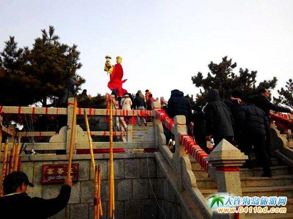 正月十三长海县渔灯节