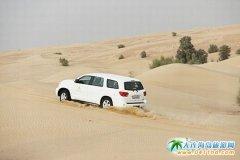 迪拜旅游景点沙漠冲沙感受